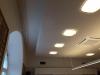 Akustikputs arbete Sjukhuset i Lund