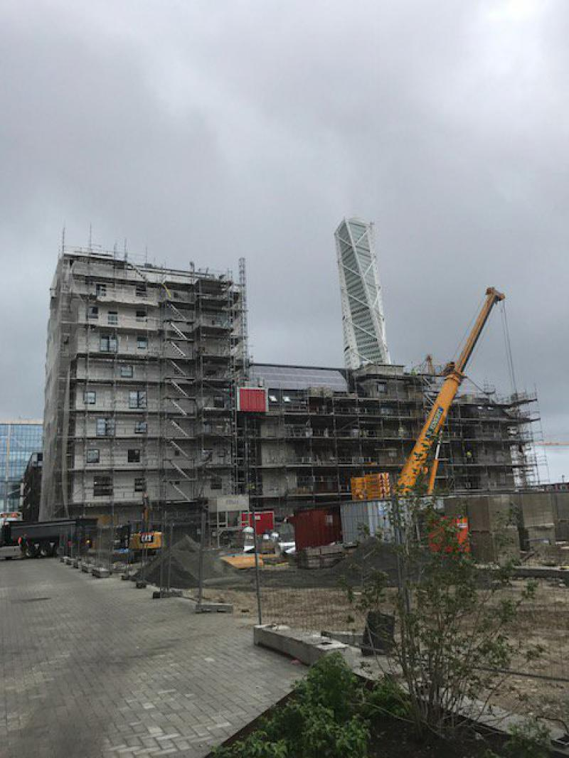 Bommen i Malmö