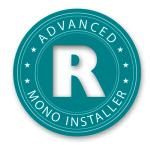 Advanced Mono Installer Logo